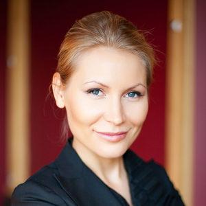 Alena Popova, ACYPL alum and founder of the Human Capital Fund